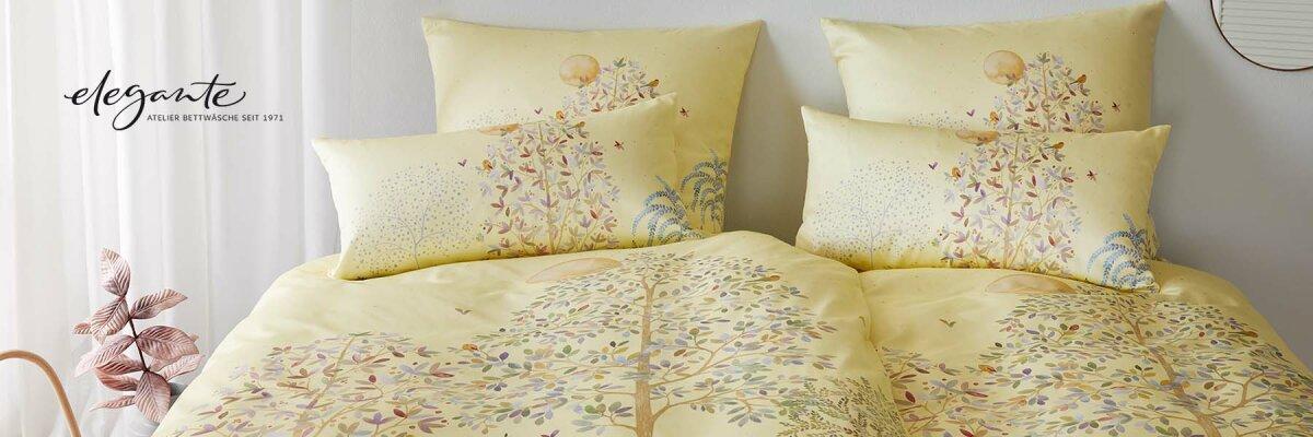Bettwäsche von elegante zeichnet sich durch...