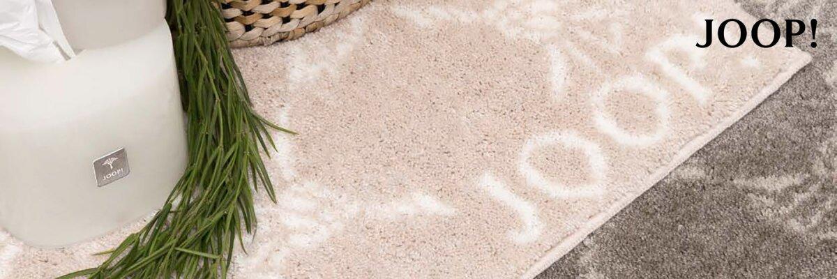 JOOP! Badteppiche aus flauschigem Floor für...