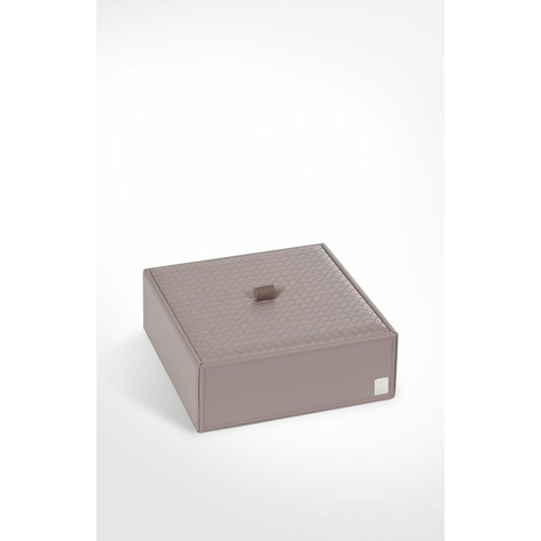JOOP! Homeline Mehrzweckbehälter mit Deckel grau