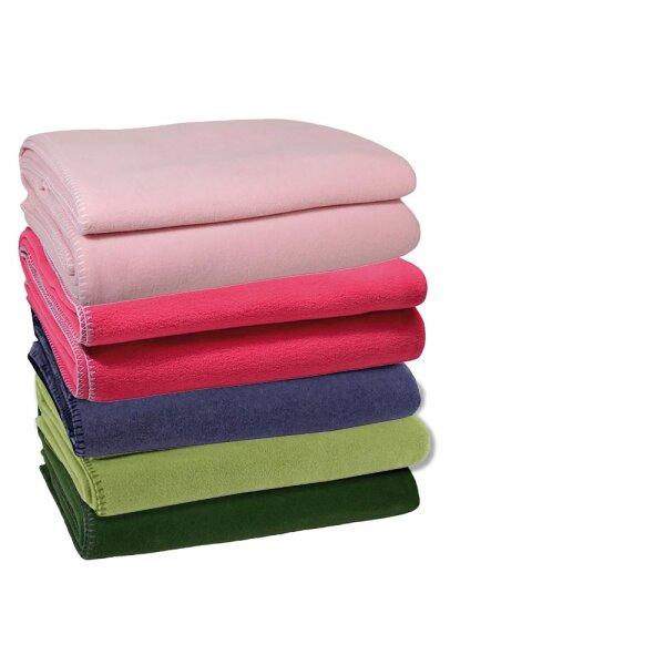 Zoeppritz Soft-Fleece Decke 110/150cm