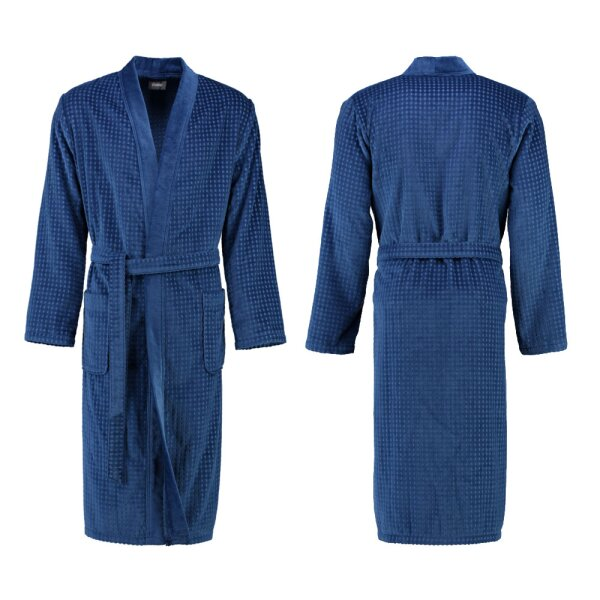 CAWÖ 3714 Herrenbademantel Kimono