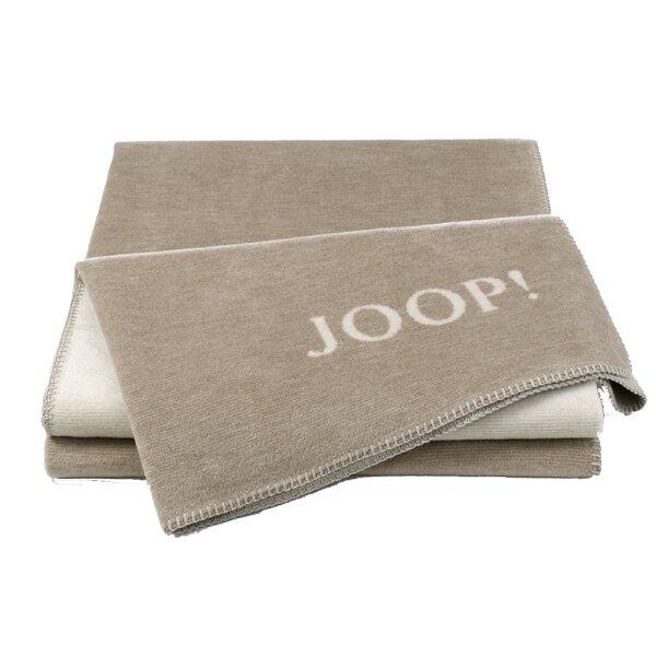 JOOP! Wohndecke Melange-Doubleface