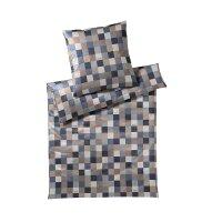 JOOP! Mako Satin Bettwäsche Mosaik 4092