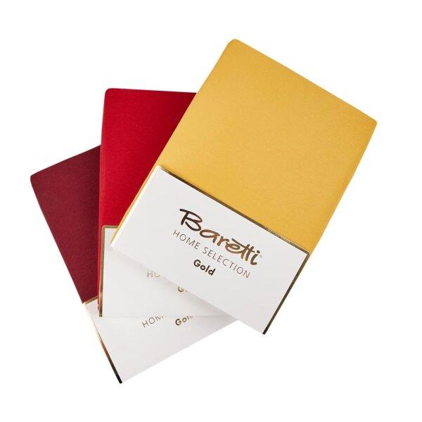 Baretti Gold Jersey Spannbetttuch