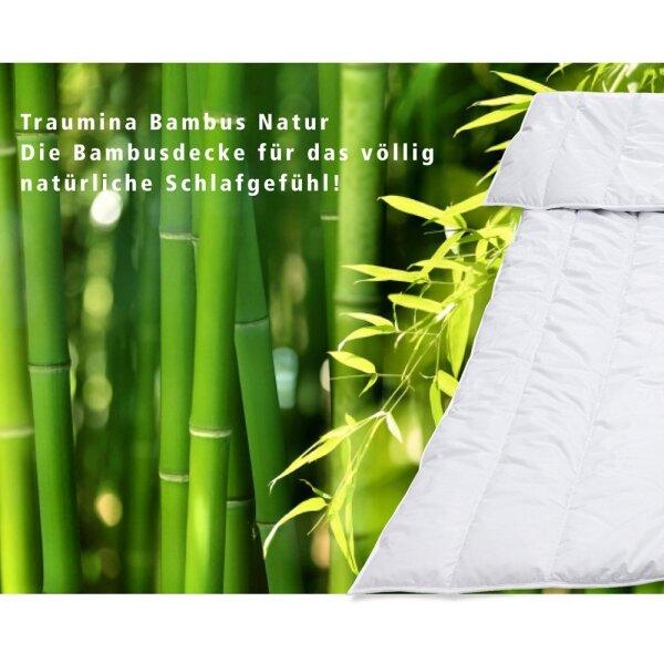 Traumina Exclusive Bambus Einziehdecke WK 3