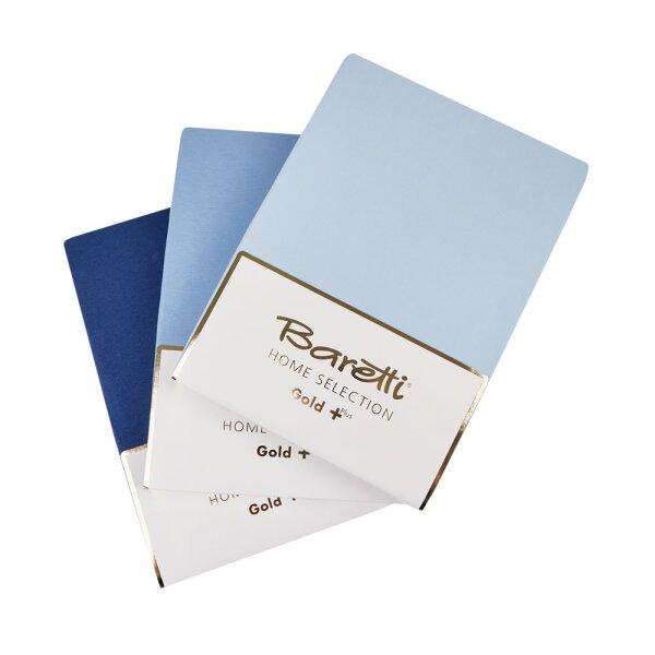 Baretti Gold + Plus Jersey Spannbetttuch